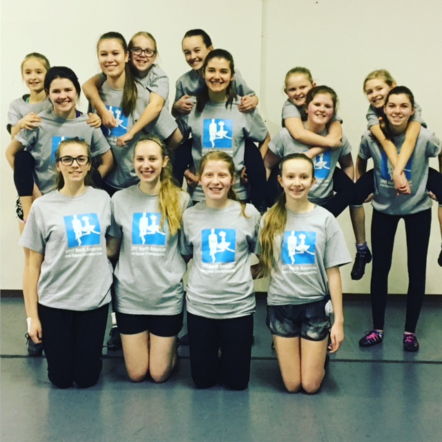 Rince Nua dancers to compete at the North American Irish Dance Championships