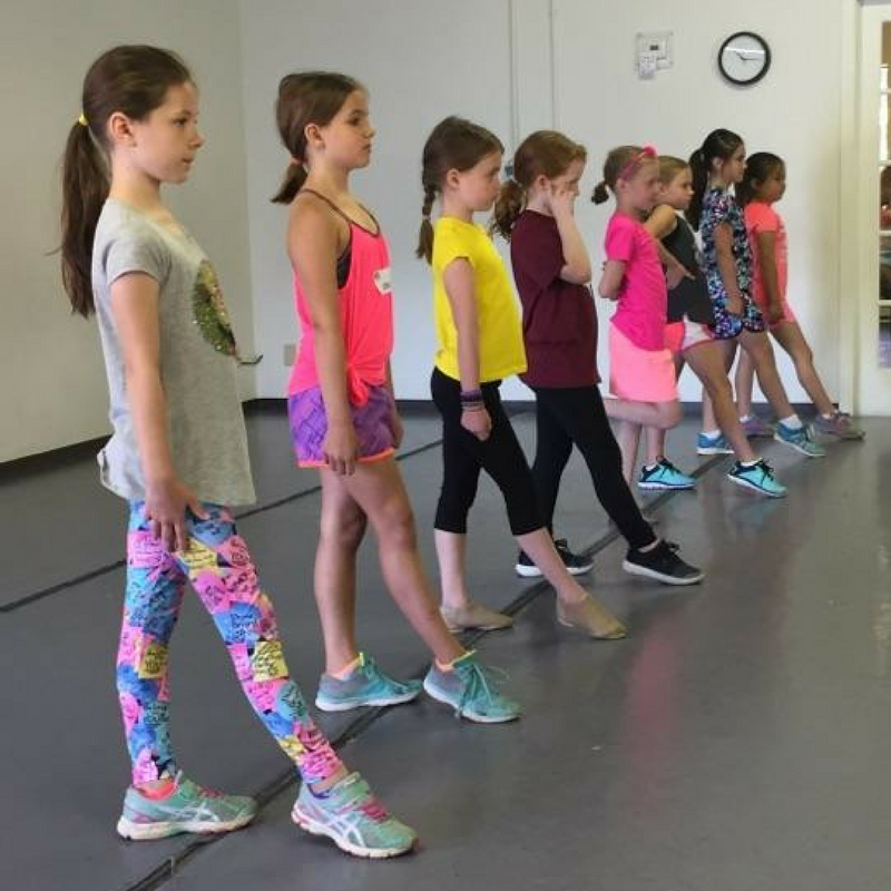 Local Brownie Troops take Field Trip to Rince Nua